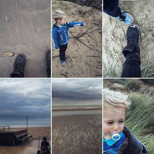 Toddler  Beach Sand