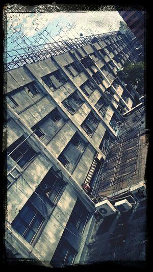 取り壊されないまま。 Ruins Kowloon City Architecture_collection Nobody