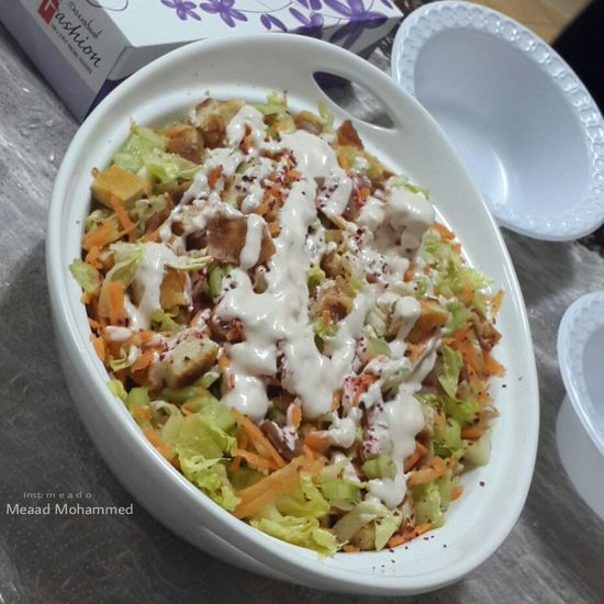 Food Salad Yummy Delicious ♥