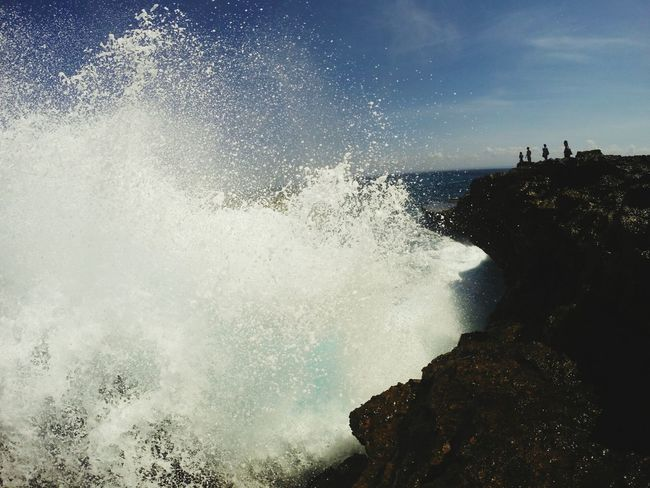 Splashh Nusa Ceningan Gopro Devilstears Ocean