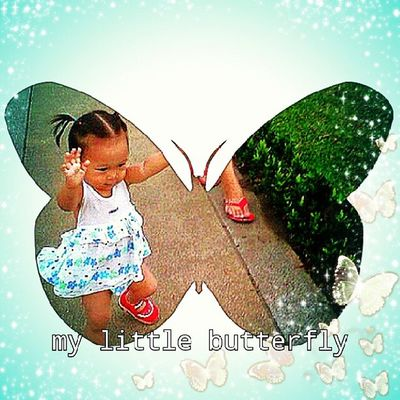 My little butterfly