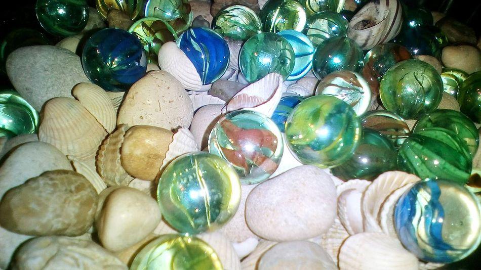 шарики камешки