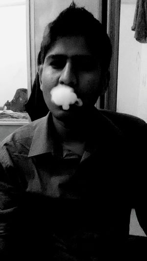 Black And White Photography Smoke Hookah