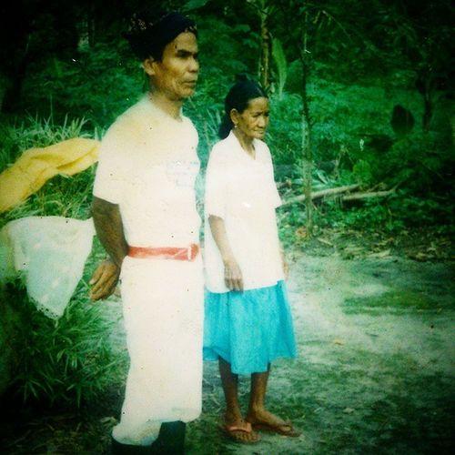 Almarhum Kakek Nenek 14 Tahun YG Lalü moga damai di kehidupan akhirat