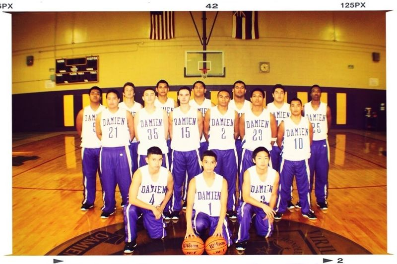 Damien Basketball