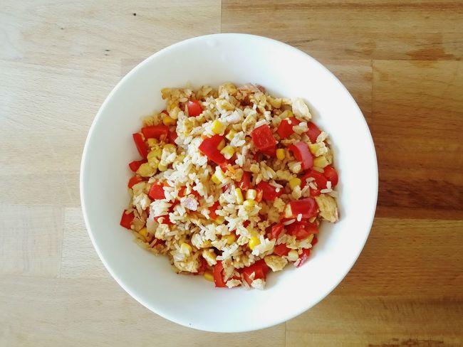 Homemade Fire Rice Yum