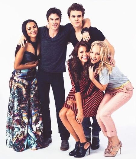 The Vampire Diaries Tvdcasts 😍❤️