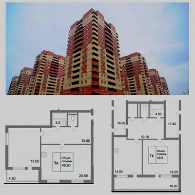 Анонсирован новый дом в ЖК Суходолье: ГП-8-1 1 комн. от 2050 тыс. руб. Тюмень Tyumen новостройкитюмени квартира  скидки новостройка