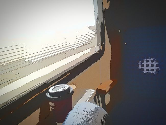 Coffee Coffee Time Coffee Break Cartoon Comic Check This Out The World Of Pictuyu Train Travel Photography Travel Taking Photos Relaxing Hi! Hello World EyeEmBestEdits From My Point Of View Eye4photography