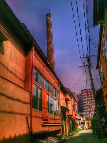 Japan Niigata-shi Streetwalking Street Photography
