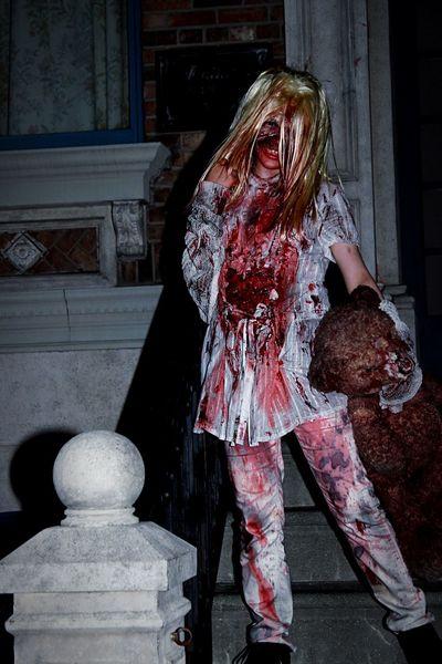 USJ Oosaka  Holiday Night Horror