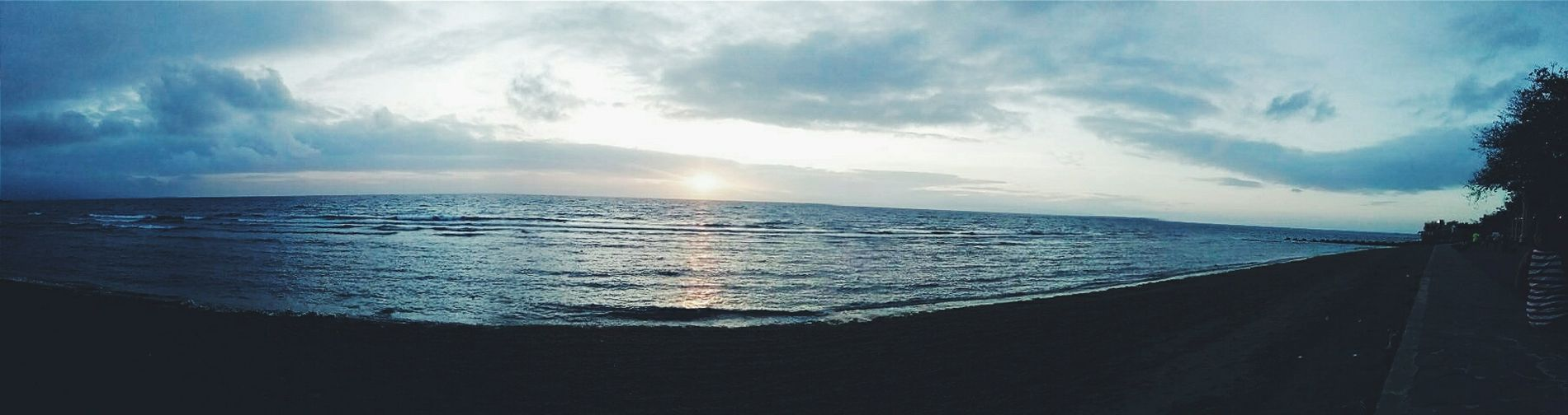 Sunrise above. Blue is love💦💧💙💎