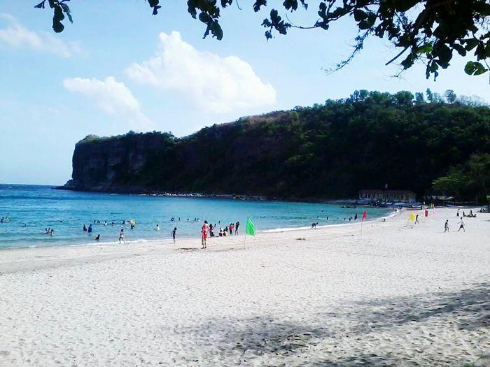 Ternate Beach Cavite White Sand