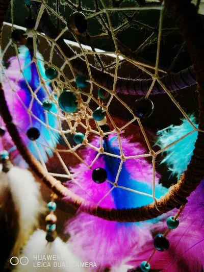 Maximum Closeness No People Multi Colored Complexity Close-up Dream Catchers Cahaya Dreams