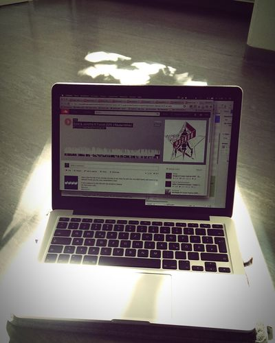 Homeiswhereyourmacbookis Hanging Out NewHome Leipzig