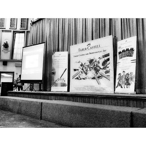 Lomba nggambar Fabercastell Drawingcompetition