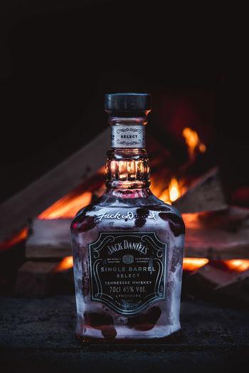 jack daniel Jack Daniels Singlebarrel Jack Whiskey Jackdaniels Drink Commercial Perfume Water Perfume Sprayer Drink Spraying Drinking Glass Cold Temperature