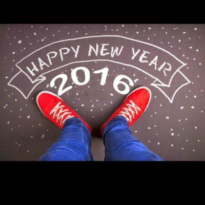 Selamat datang 2016 somoga makin sehat ya @qomar😄