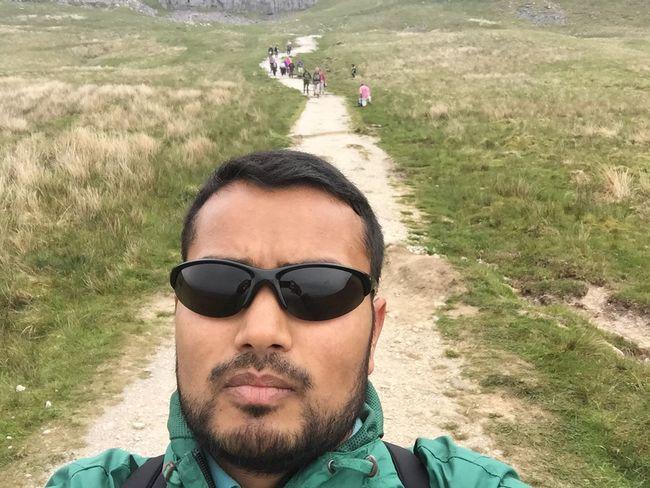 Yorkshire Three Peaks Walking Around
