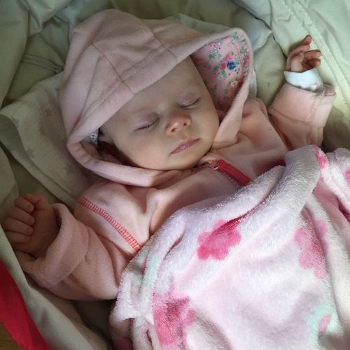 Baby Babyhood Bed Child Childhood Cute Eyes Closed  Furniture High Angle View Indoors  Innocence Lying Down One Person Real People Relaxation Resting Sleeping Toddler  Wrapped In A Blanket Young