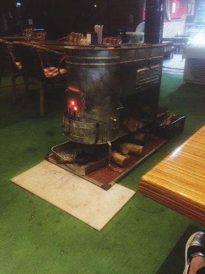 Eğer kalsaydın kestane pişirirdik sevgilim, sen severdin 😉 Köysobası Huzur