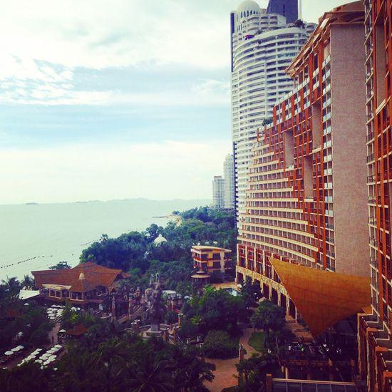 Centara Grand Mirage Beach Resort Pattaya Thailand Pattaya Thailand Pattaya Hotel View Ocean View Resort Pool
