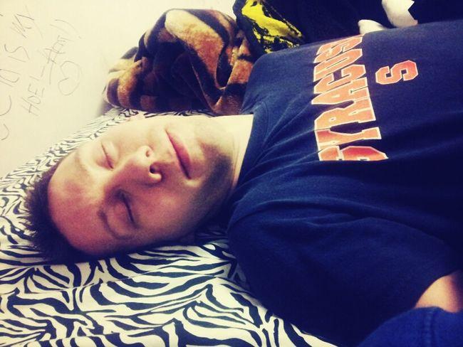 Sleepy Boyfriend<3