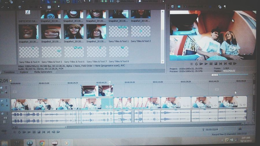 just editing a new video to put on my youtube channel!!!! \^.^/ Youtube Edit Editing NewVideo