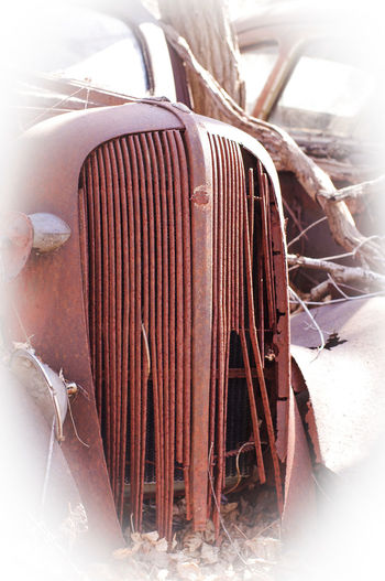 A long time ago Old Car Old Cars Old Cars ❤ Old Car Junkie Old Car! Old Time Rusty Car Pennsylvania