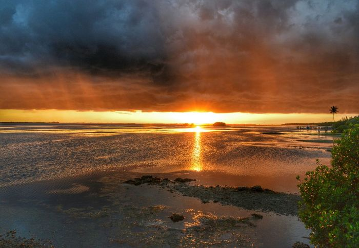 Sun Shower Clouds And Sky Water Landscape_Collection Water_collection Rain Digitalu Stormy Weather Florida United States EyeEm Nature Lover 43 Golden Moments Hidden Gems  Outdoors Bokeelia Swfl Swflorida Beauty In Nature Seascape Horizon Over Water Coastline Scenics Sea Nature