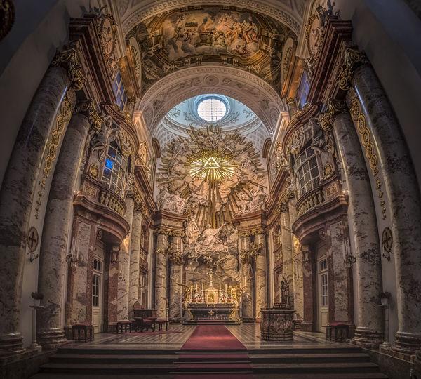 Karlskirche in