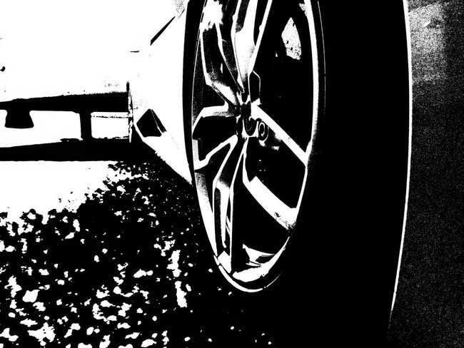 Black White Construct Car Hello World Blackandwhite Construction Art ArtWork Darkness And Light From My Point Of View Contrast Light And Shadow