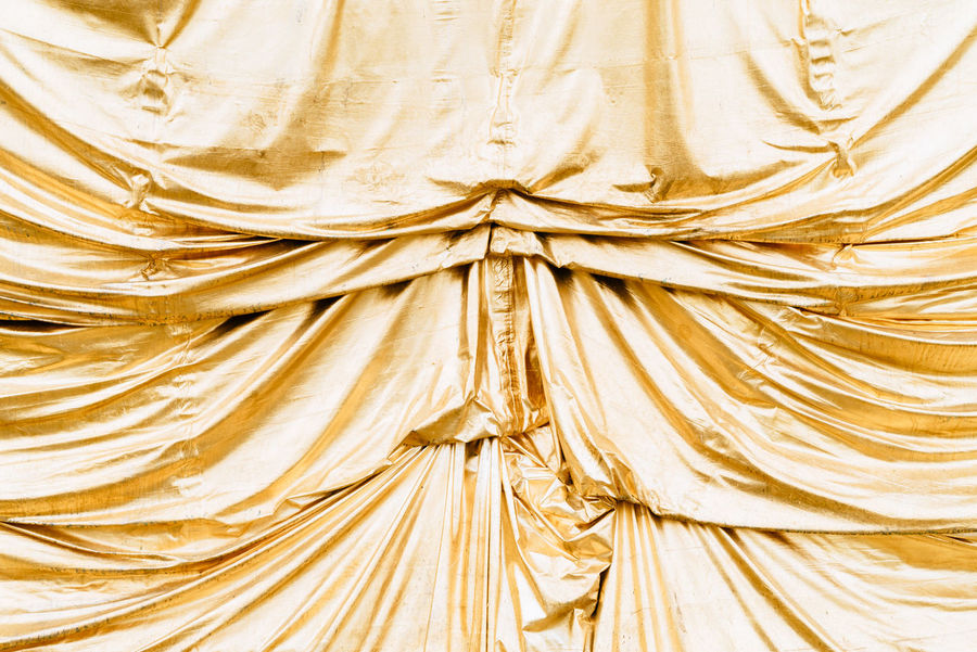Backgrounds Close-up Full Frame Gold Colored Golden Pattern Paint The Town Yellow
