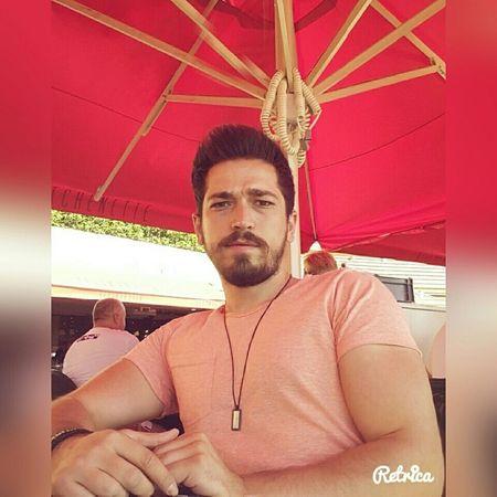 Me Florya Istanbul Turkey Hello World ☕