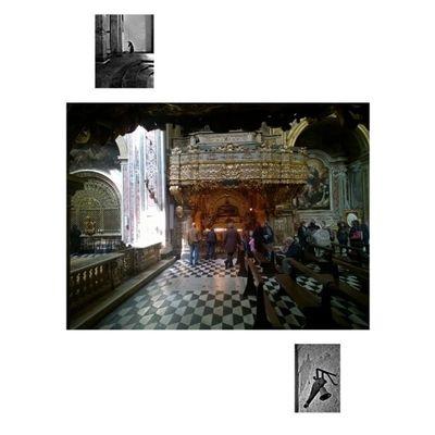 ...la chiesa di S.Patrizia, dove ogni martedì si scioglie il sangue. ©ACHABÈQUI