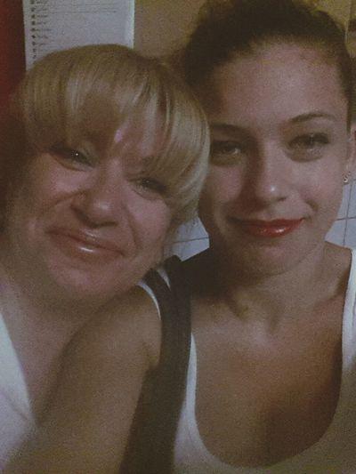 Selfie With Mum :)