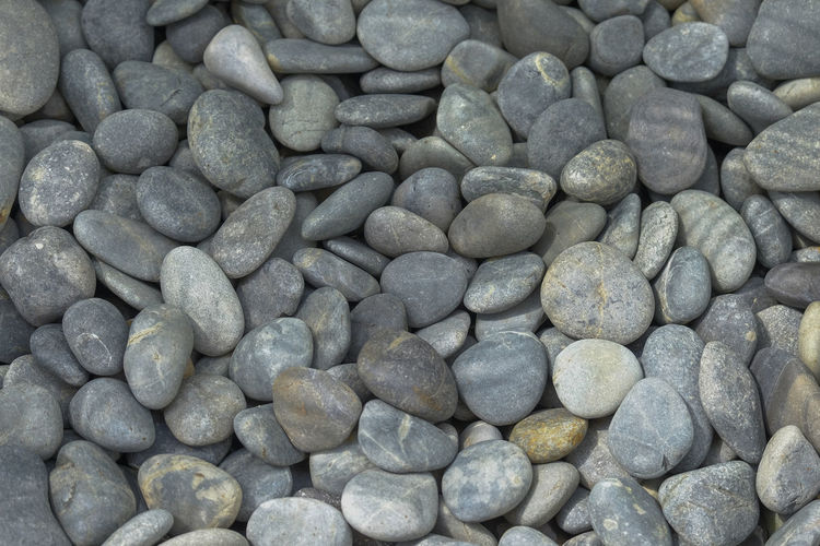 A lot of stones