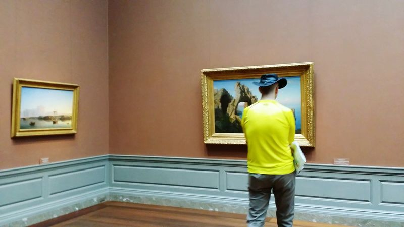 National Gallery Of Art Color Color Photography Art Thinking