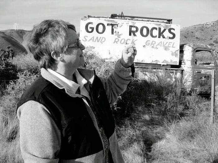 Got Rock? Nature Photography Billboard Mom Road Trip Sense Of Humor