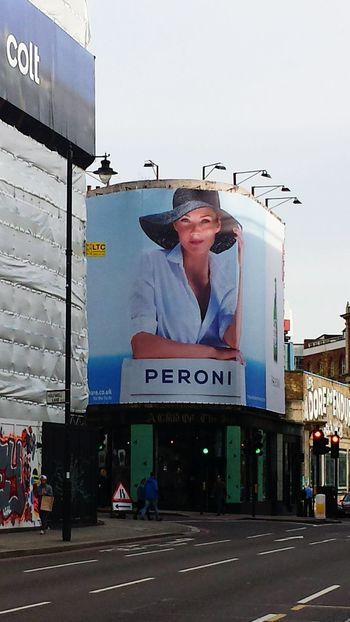London Street Advertising East London