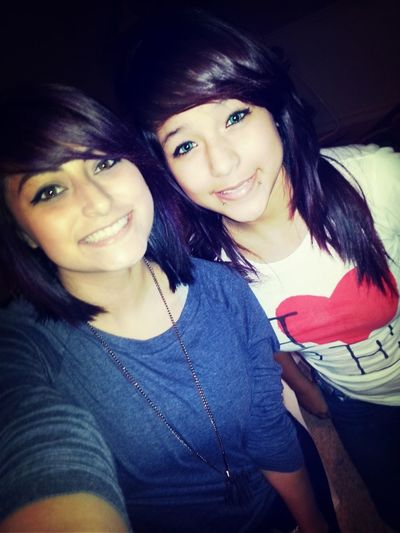 Chilling With My Bestfriend <3