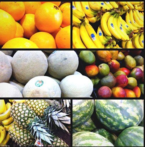 On A Health Kick Healthyeating Fruits Diptic