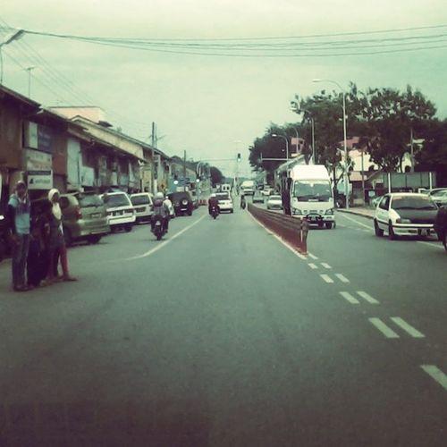 -This is Kuala Nerang Agung- KualaNerang Hometown Nosignal Justturn notyetulu boredem withoutfriends