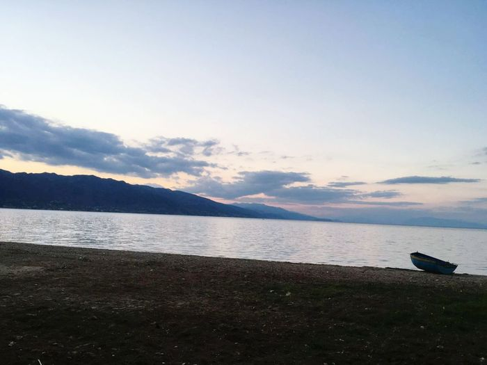 Nature Relaxing Moments PhonePhotography Seaside FeelingFresh  Pogradec Albania
