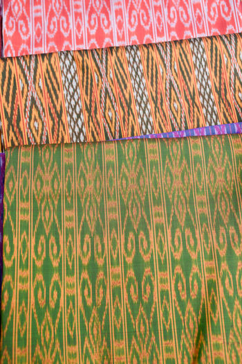 Architecture Art And Craft Backgrounds Close-up Communication Craft Creativity Day Design Full Frame Multi Colored No People Ornate Outdoors Pattern Text Textile Textured  Tile Wall - Building Feature Western Script