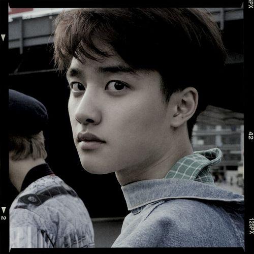 That look tho omg Kyungsoo Dyo