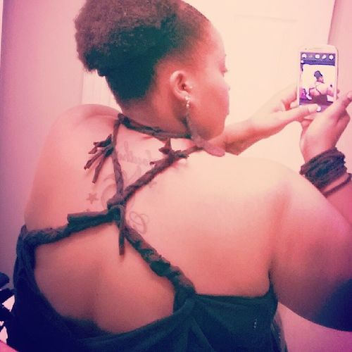 I think I have a problem with scissors...I've cut up everything today! Lol DIY Fromplaintoextraordinary Diylife Diyenthusiast tshirt turnedracerbackhalter yas rettago selfie photooftheday