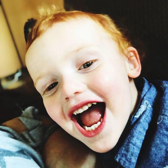 Happy kid Child