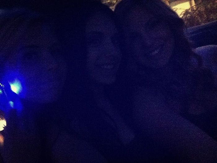 Limo With Babes