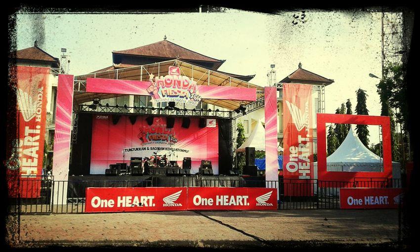 Honda Fiesta Bali @welovehonda Dealerhondabali Hondabali